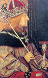 Abbildung Friedrichs III.