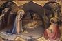 Lorenzo Monaco, Geburt Christi (Wikimedia Commons)