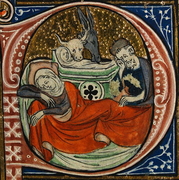 Sherbrooke Missal (National Library of Wales, PD)